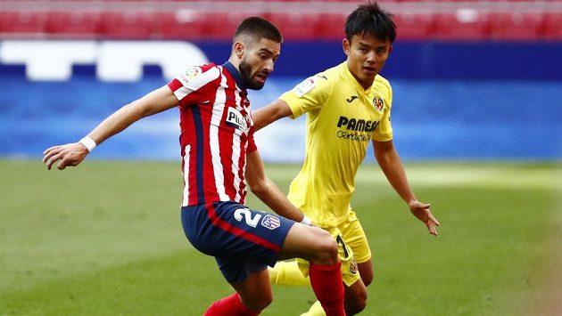 Fotbalisté Atlética Madrid v pátém kole španělské ligy doma remizovali 0:0 s Villarrealem a podruhé za sebou v soutěži uhráli bezbrankový výsledek.