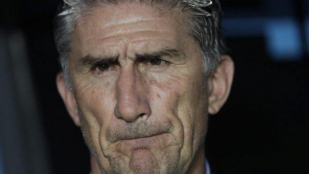 Trenér Edgardo Bauza u argentinské reprezentace skončil.