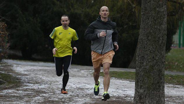 Běhali jsme a běhat budem. V tom nám nový rok nezabrání.