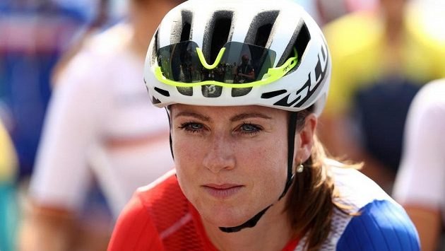 Nizozemská cyklistka Annemiek van Vleutenová.