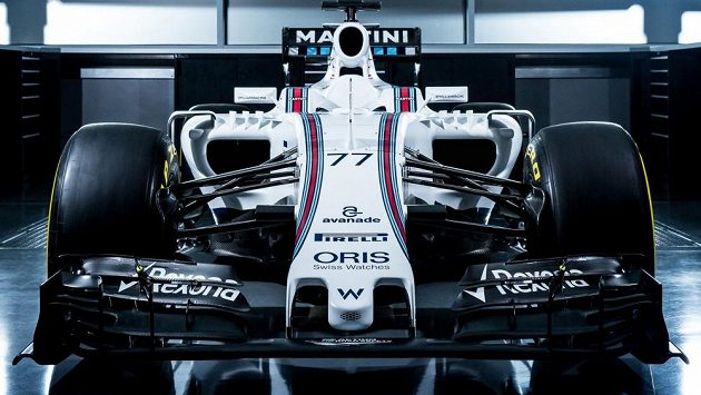 Williams FW38.