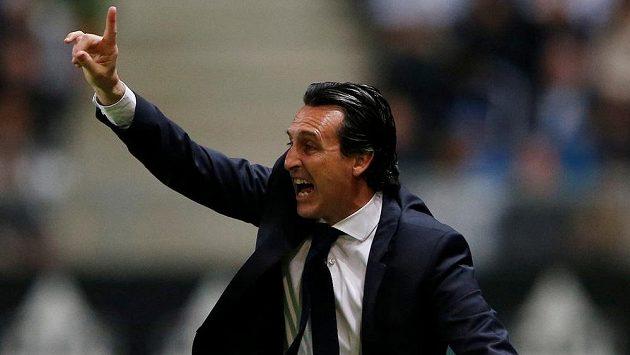 Španělský kouč Unai Emeryu fotbalistů Paris St. Germain skončil.