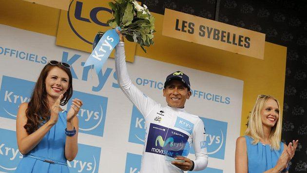 Kolumbijský cyklista Nairo Quintana se po letošní úspěšné Tour de France vydá i na Vueltu.