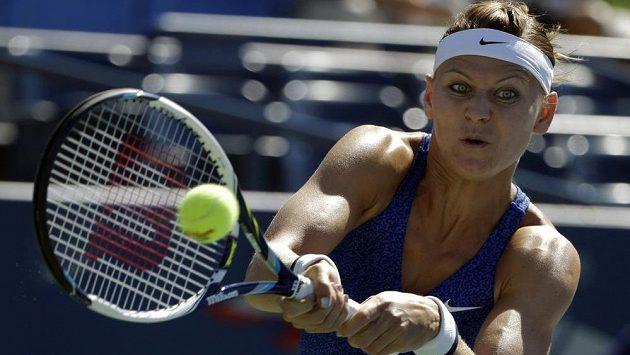 Lucie Šafářová bude na US Open bojovat o čtvrtfinále.