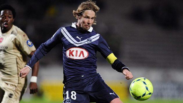 Jaroslav Plašil v dresu Bordeaux.