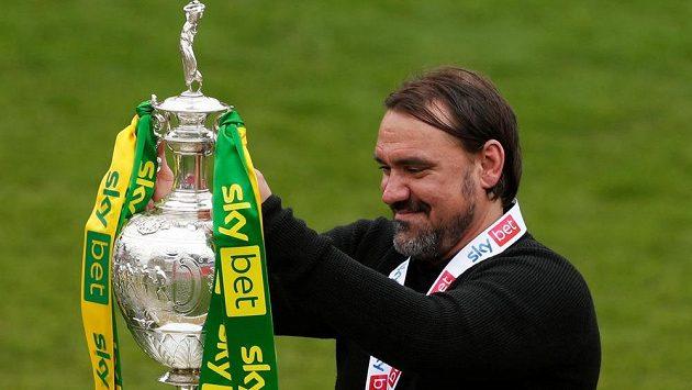 Trenér Daniel Farke z Norwich City