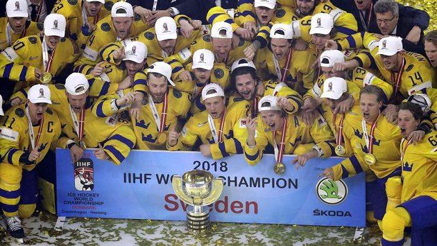 Žlutá parta, už druhý rok po sobě zlatá...