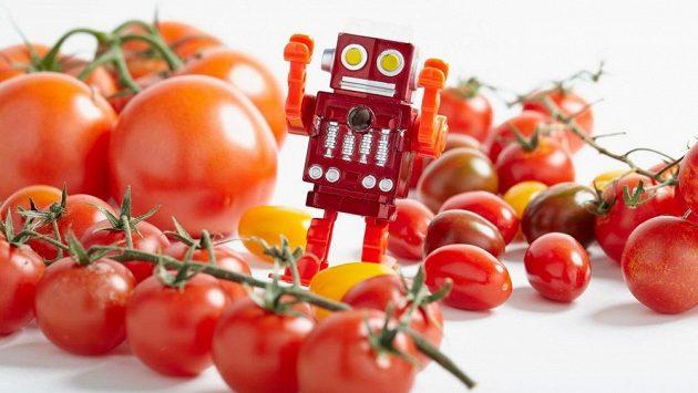 Budou další stádium zdravého stravování doprovázet roboti? (ilustrační foto)