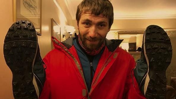 Pavel Paloncý - další vítězství na Spine Race je doma!
