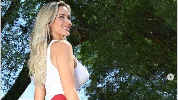 Paige Spiranacová dokázala, že golf stále ovládá.