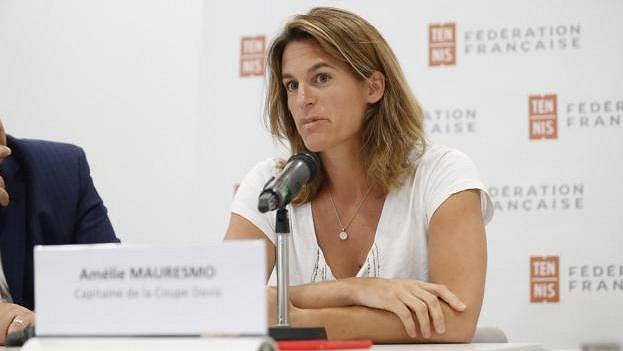 Amélie Mauresmová se domluvila na spolupráci s Lucasem Pouillem.