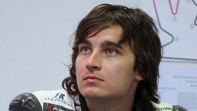 Motocyklový závodník Karel Abraham skončil v kvalifikaci na GP Španělska jedenáctý.