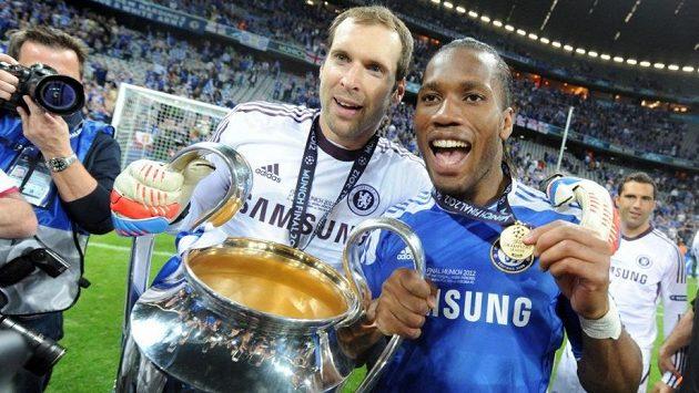 Více než pět let uplynulo od momentu, kdy Petr Čech a Didier Drogba slavili triumf Chelsea v Lize mistrů.