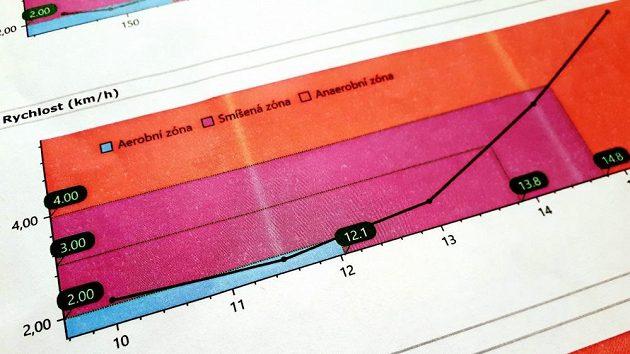 Stanovení laktátové křivky může být prvním krokem k opravdu efektivnímu tréninku.