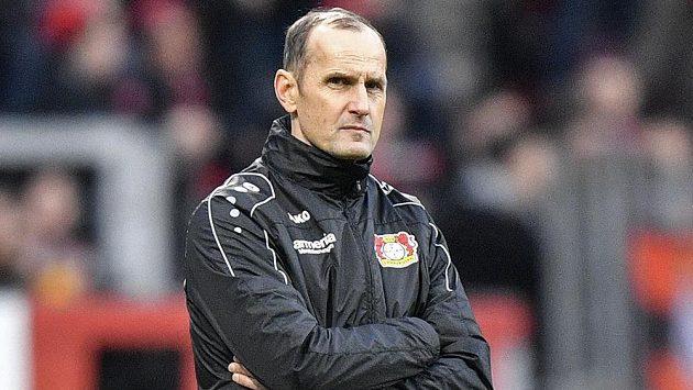 Heiko Herrlich končí na lavičce Leverkusenu.