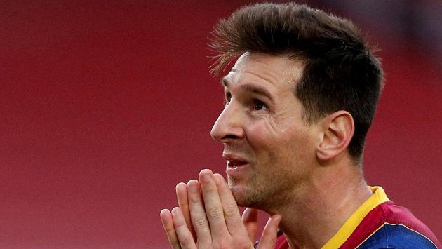 Fotbalový útočník Lionel Messi končí v Barceloně. Klub se chce obrátit na soud.