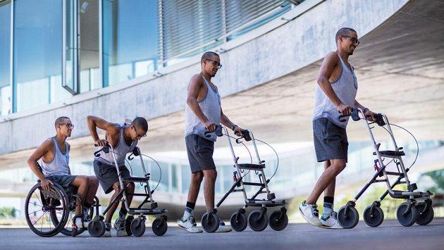 Naděje pro vozíčkáře znovu významně povyrostla.