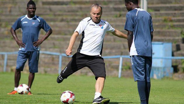Radomír Korytář se vrací na lavičku Baníku. V pátek s ním zahájí přípravu na ligu.