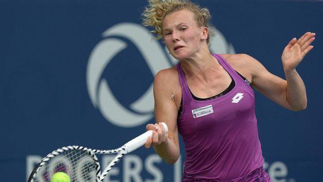 Kateřina Siniaková podlehla na turnaji v Cincinnati Doně Vekičové