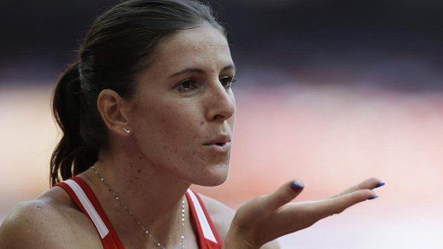 Vybojuje Zuzana Hejnová pro Českou republiku první zlatou medaili z MS?