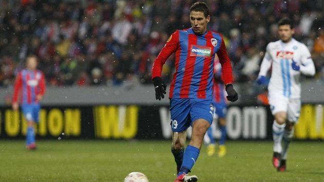 Jan Kovařík nahrál na vyrovnávací gól.