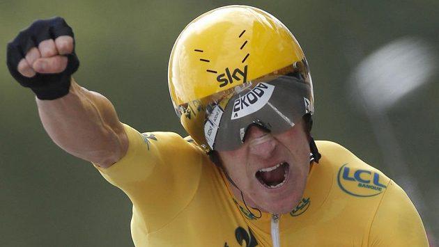 Bývalý britský cyklista Bradley Wiggins čelí nařčení z dopingu.