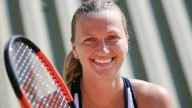 Potvrzeno! Kvitová bude hrát na Roland Garros. Los jí přiřkl Američanku