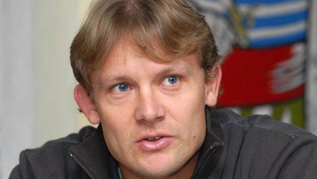 Nový sportovní ředitel ČOV Martin Doktor