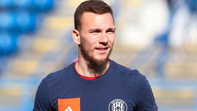 Obránce Sigmy Olomouc Juraj Chvátal si v domácím zápase proti Parubicím si připsal tři asistence.