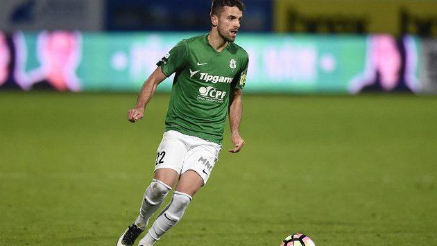Srbský fotbalista Nikola Jankovič podepsal v Jablonci smlouvu na dva roky. Slibuje, že bude makat, aby si zahrál ligu.
