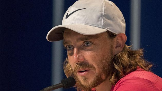 Vítěz British Open Tommy Fleetwood