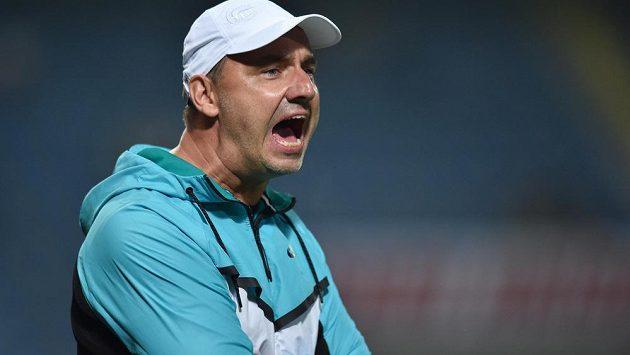 Trenér Slovanu Jindřich Trpišovský čelí nepříjemné situaci...