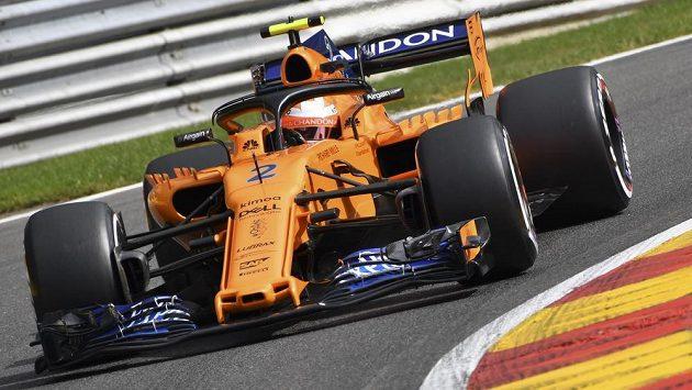 Stáj McLaren po sezoně opustí i belgický jezdec Vandoorne