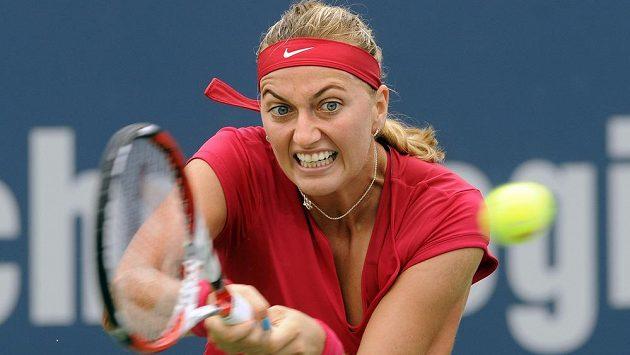 Petra Kvitová v New Havenu porazila krajanku Barboru Záhlavovou-Strýcovou.