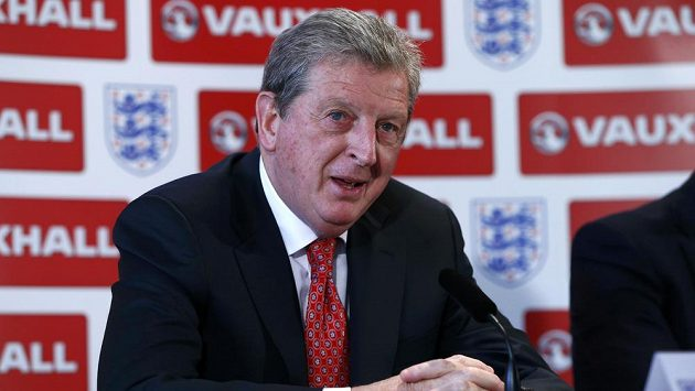 Manažer anglických fotbalistů Roy Hodgson nominoval svůj tým na světový šampionát v Brazílii.