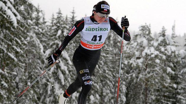 Polská běžkyně na lyžích Justyna Kowalczyková.