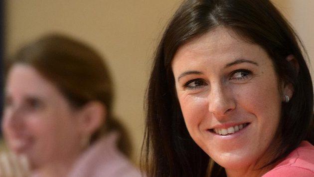 Překážkářka Zuzana Hejnová se zase upíná k závodění.