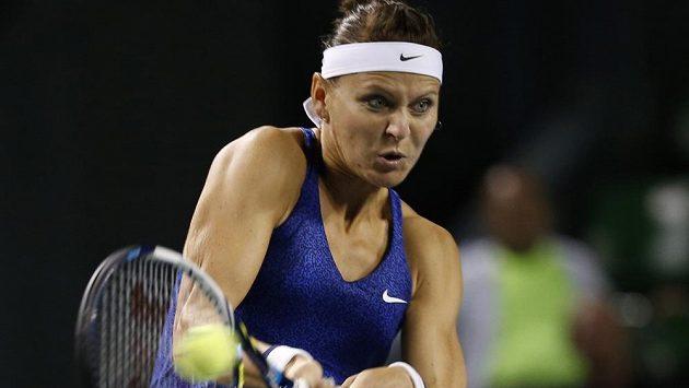 Lucie Šafářová si zahraje v Moskvě o finále.