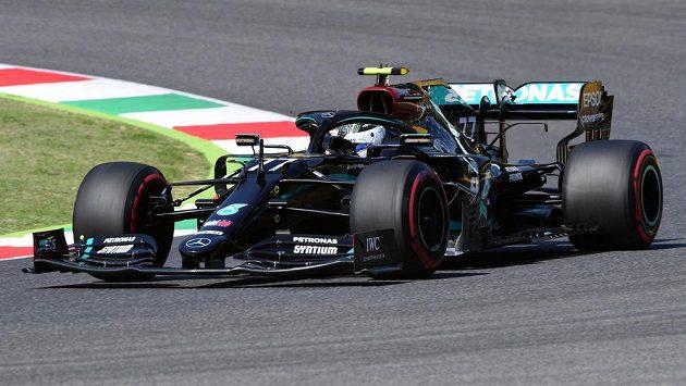 V úvodním tréninku na Velkou cenu Toskánska byl nejrychlejší Valtteri Bottas.