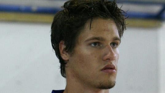 Hokejista Michal Jordán