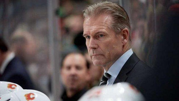 Geoff Ward byl oficiálně jmenován hlavním koučem hokejistů Calgary.