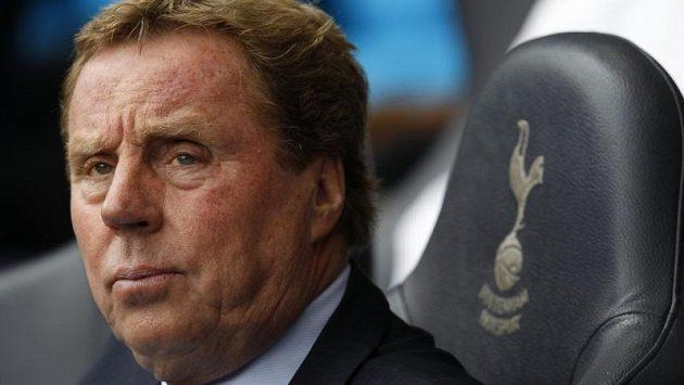 Bývalý trenér Tottenhamu Harry Redknapp