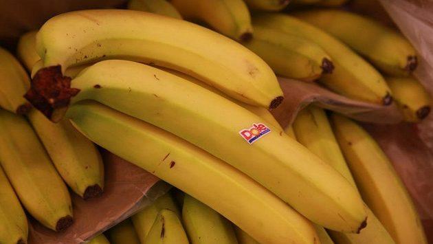 Banány, ty se přírodě povedly.