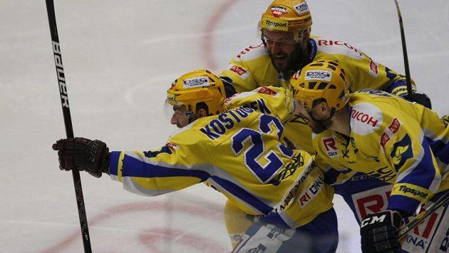 Hokejisté Zlína získali nového sponzora.