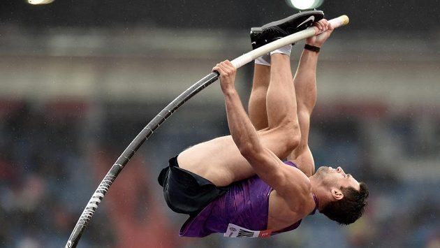 Tyčkař Jan Kudlička je novopečeným českým rekordmanem