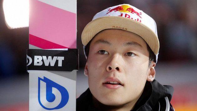Japonec Rjoju Kobajaši vyhrál závod Světového poháru v Engelbergu.