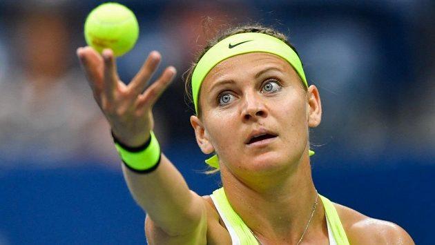 Tenistka Lucie Šafářová na archivním snímku.