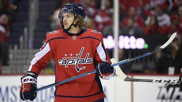 Švédský hokejový útočník Carl Hagelin bude v NHL pokračovat ve Washingtonu, s který uzavřel novou čtyřletou smlouvu na 11 milionů dolarů.