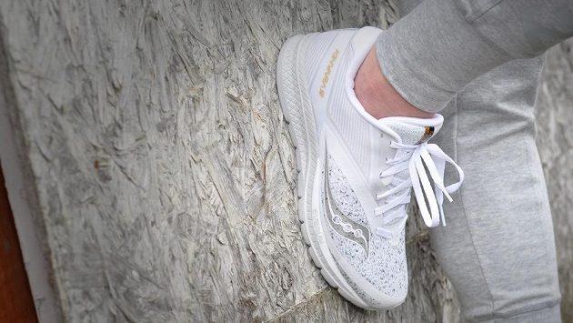 Běžecké boty Saucony Kinvara 9 ‒ s lehkostí baletního mistra.