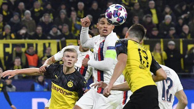 Sestřih utkání LM Dortmund - PSG